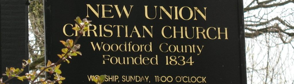 New Union Christian Church (Disciples of Christ)